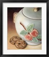 Framed Apple Cookies