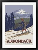 Framed Apple Adirondack