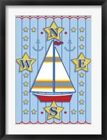 Framed Nautical III
