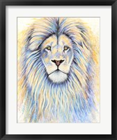 Framed Leo the Lion