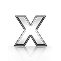Framed Fleur de Lis 1