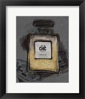 Framed Chic Bottle 4