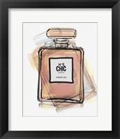 Framed Chic Bottle 5