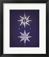 Framed Double Compass