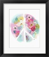 Framed Peace Sign 1