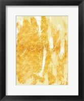 Framed Golden Streaks 2