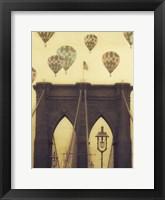 Framed Bridge Balloons Vert