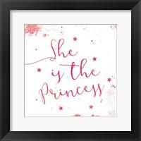 Framed Princess