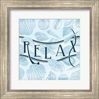 Framed Relax Shells