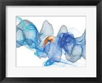 Framed Blue Smoke V2