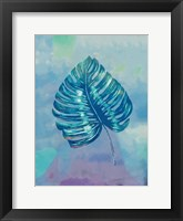 Framed Palm Leaves 1