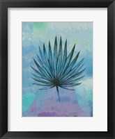 Framed Palm Leaves 2