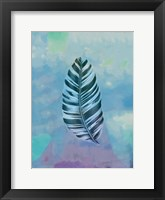 Framed Palm Leaves 3