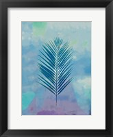 Framed Palm Leaves 4