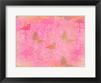 Framed Pretty in Pink