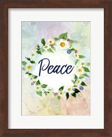 Framed Love Joy Peace 3