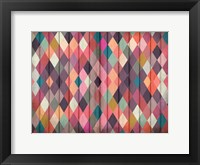 Framed Color Happy