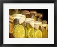 Framed Lemon Time