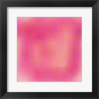 Framed Pretty in Pink pattern 2