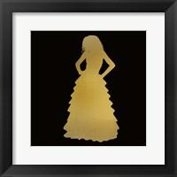 Framed Fashion Silhouette 2