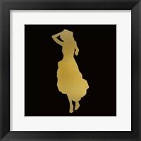 Framed Fashion Silhouette 4