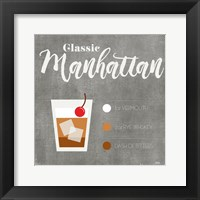 Framed Manhattan
