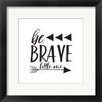 Framed Be Brave