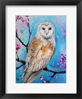 Framed OwlWays 1