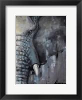 Framed Majestic Pachyderm 2