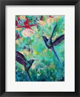 Framed Birds 1