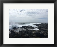 Framed Morning Tide