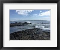 Framed Morning Tide 4