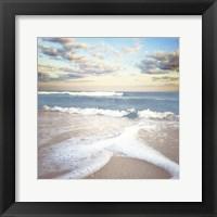 Framed Splitting Waves