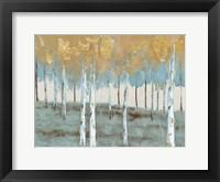 Framed Birch Beach