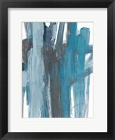 Framed Blue Points II