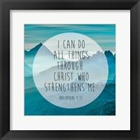 Framed Philippians 4-13