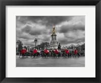 Framed London Guards