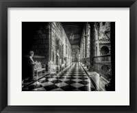 Framed Hallway