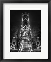 Framed Liongate Bridge