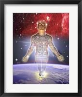 Framed Cyber Man