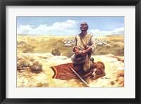 Framed Prairie Prayer