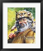 Framed Bugged Mountain Man