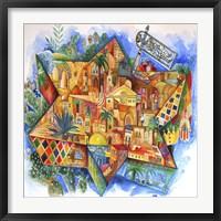 Framed Purim