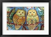 Framed Byzantine Owls
