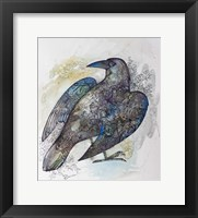Framed Quoth the Raven