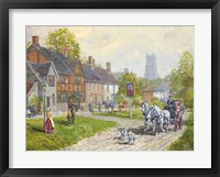 Framed Passing Carriage