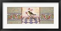 Framed Vineyard Spring
