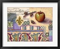 Framed Venice Apple