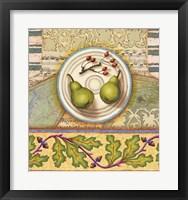 Framed Menemsha Pears