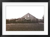 Framed Barn I
